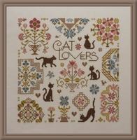 Jardin Privé Cats Lovers QC46