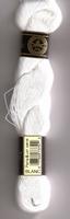 DMC 115/EA perlé n°5 coloris Blanc
