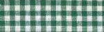 Toile broderie Suisse Vert par 50 cm