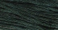 GA Sampler Threads Blue Spruce 0140