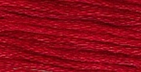 GA Sampler Threads Buckeye Scarlet 0390