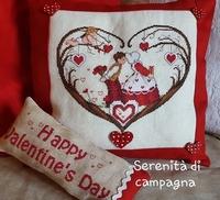 Serenita di Campagna Cuori San Valentino CV113