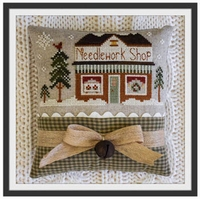 LHN The Needlework Shop, Hometown Holiday