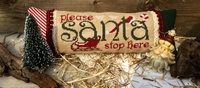 Santa Please stop here R116