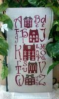 Alphabets aux maisons R40
