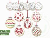 N039 Les Boules de Noël 3