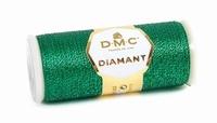 DMC Fil Diamant D699 Vert