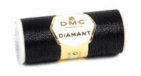 DMC Fil Diamant D310 Noir
