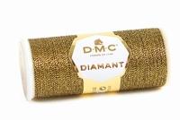 DMC Fil Diamant D140 Brun/Noir