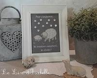 Moutons et Etoiles, Le Lin d'Isabelle