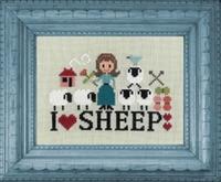 Jardin Privé I love sheep FT84