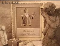 La lettre à Saint Nicolas, Le Lin d 'Isabelle