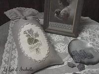 Bouquet de violettes, Le Lin d'Isabelle