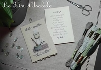 Chat-Touille,Le Lin d'Isabelle