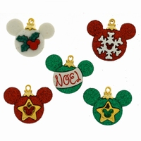 Dress it up Mickey Ornaments