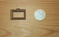 Mini Tambour Rectangulaire Paysage, Petit Modèle