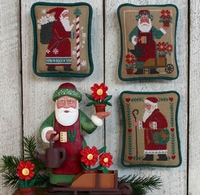PS Santas revisited  III Reimpression