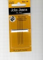 Aiguilles à Perles Longues John James