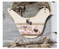 Kit Bee Cie Oiseau et Coeur KOIs2
