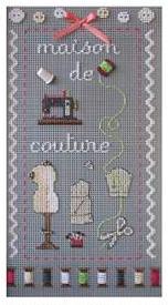 Semi Kit Maison de couture Cousines et Cie