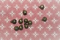 10 petits grelots bronze 6mm