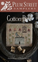 Plum Street Samplers Cotton Bird