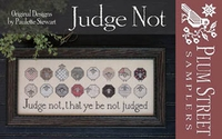 Plum Street Samplers Judge Not