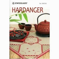 Livret Zweigart hardanger 104/316