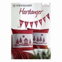 Livret Zweigart Hardanger 104/298