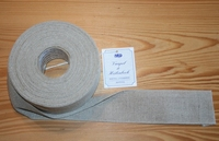 Bande à broder Vaupel 4 cm Naturel  par 50 cm