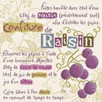 G014 Confiture de raisin