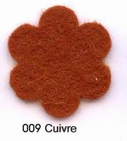 Feutrine Cuivre CP009