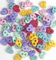 Dress it up Micro Mini Hearts flirt