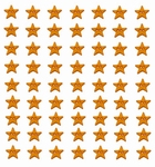 Dress it up Micro Mini Stars Yellow