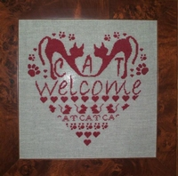 Coeur Cat Welcome R112