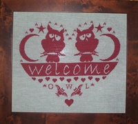 Welcome Owl R113