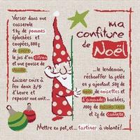 N020 Ma confiture de Noël