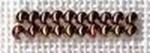 Perles Cuivre Antique 2501