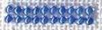 Perles Bleu Cristal 3704