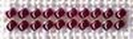 Perles Petite Bordeaux 6408