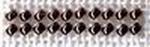 Perles Petite Cuivre 6902