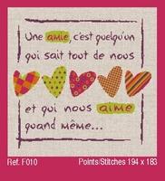 F010 L'Amitié