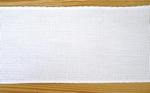 Bande Aïda 10 cm Blanc par 50 cm